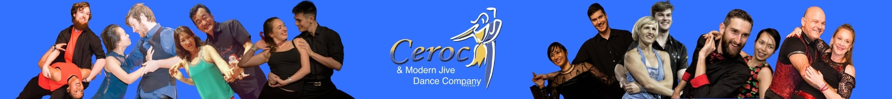 Ceroc and Modern Jive Dance Company